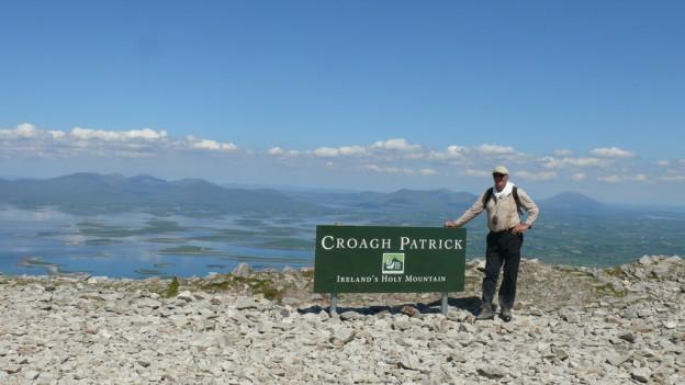 Wanderung auf den Croagh Patrick